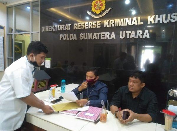 Dugaan Korupsi PDAM Tirta Bulian Mendarat Ke Poldasu